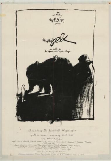 1990 Regie: Wouter Ribbels Auteur: Slawomir Mrozek