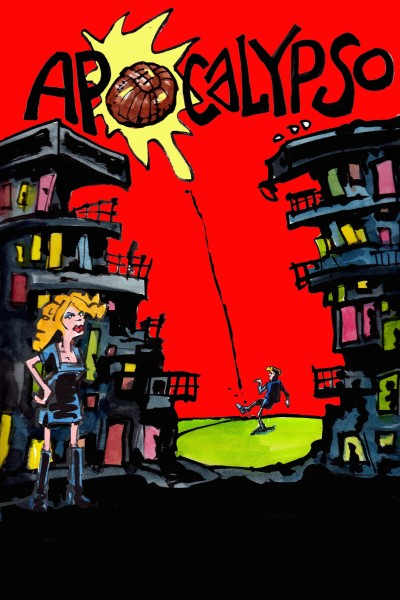 2015 ApoCalypso Regie: Marjolein van de Peppel Auteur: Jibbe Willems