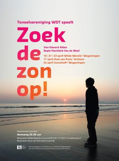 2010 Zoek de zon op Regie: Machteld Vos de Wael Auteur: Edward Albee