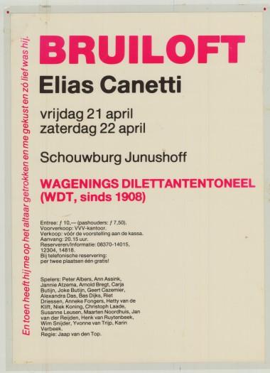 1989 Bruiloft